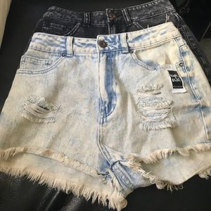 Pacsun bullhead Mom shorts